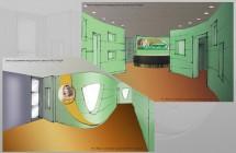Дизайн-проект оформления медицинского центра