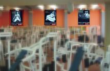 Изготовление постеров для фитнес-центра
