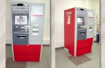 Оклейка банкоматов (брендирование)