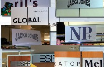 Логотипы на местах продаж — Pos материалы