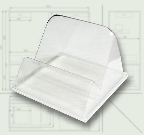 Производство изделий по технологии вакуумной формовки