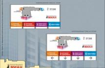 Разработка информационного стенда для агентства недвижимости