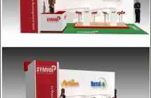 Дизайн-проект выставочного стенда