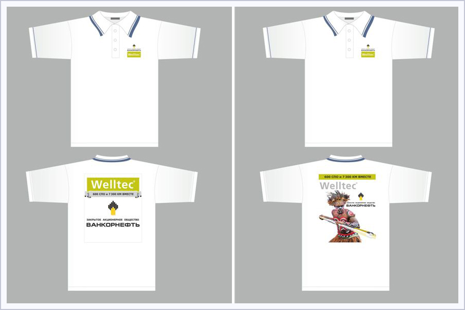 логотипы для печати на футболках