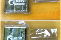 Сувенир магнитики для компании ТЭК