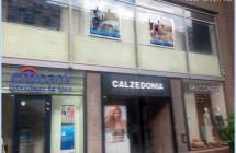 Монтаж баннеров и постеров в Москве для банка