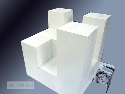 Фирменная головоломка кубик