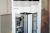 Изготовление Ролл Ап для электротехнический компании