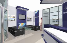 Дизайн-проект стилевого решения офиса девелопера