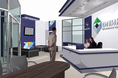 5-Концепция фирменного оформления офиса девелопера