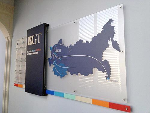 Панно на стену в офис