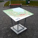 Навигатор карта наземный