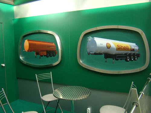 Застройка выставочных стендов Москва